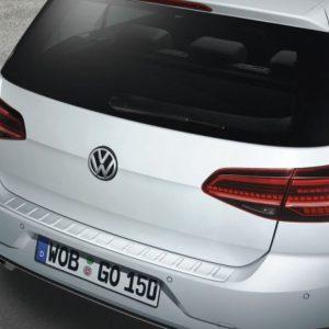 Golf 7 RVS look laaddrempel bescherming Volkswagen-0