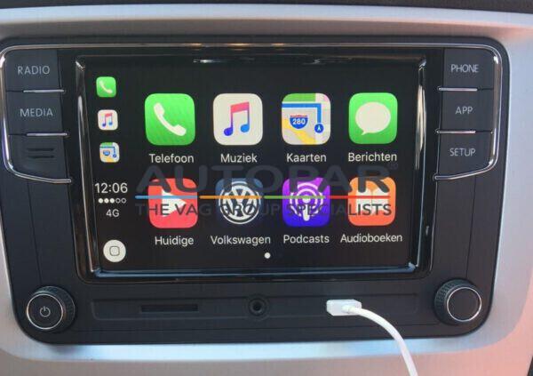 VW RCD660 Apple Carplay Bluetooth Multimedia
