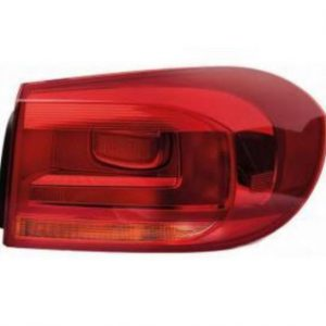 Origineel VW Tiguan achterlicht rechts buiten-0