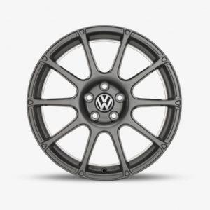 Lichtmetalen velg Motorsport origineel Volkswagen, 7 J x 17, antraciet 6R0071497 16Z-0