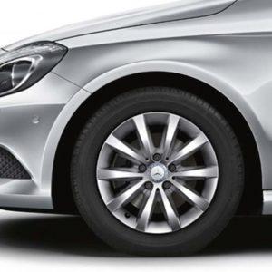 Lichtmetalen velgen Mercedes Benz, tienspaaks velg 16 inch -0