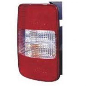 Origineel Volkswagen achterlicht voor VW Caddy met achterdeuren links-0