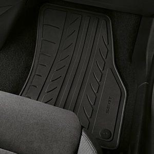 Rubberen mattenset Seat Ateca-0