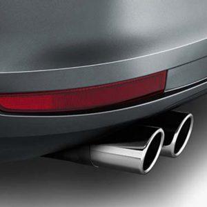 Volkswagen uitlaatpijp