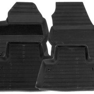 Volvo XC60 inleg rubberen voetmatten set voor- en achterzijde-0