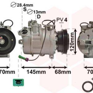 Compressor VW Passat