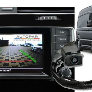 Crafter camera volkswagen