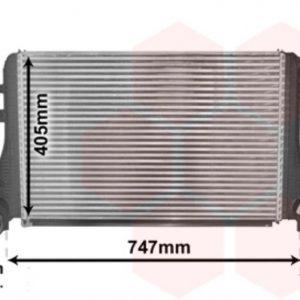 intercooler VW 70mm