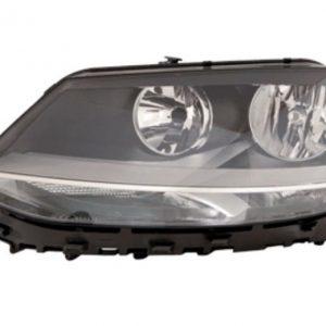 VW Sharan koplamp links