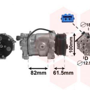 Compressor VW Lupo