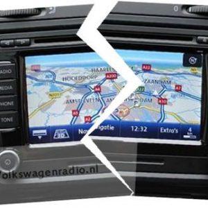 Reparatie SD kaart RNS510 / RNS315 / RNS310 Columbus / Media system SD-kaart problemen-0