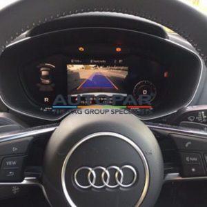Achteruitrijcamera Audi TT