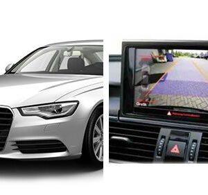 Audi A5 achteruitrijcamera