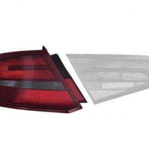 Linker buiten achterlicht Audi A3,5-deurs
