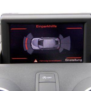 Audi Q2 parkeersensoren
