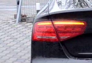 Dynamisch knipperlicht Audi A8