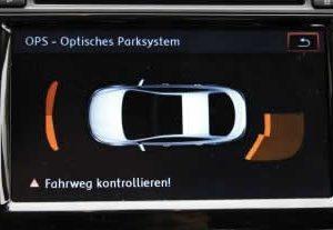 Parkeersensoren uitbreiding voor Caddy