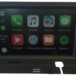 Volkswagen Golf 7 - Apple Carplay Radio