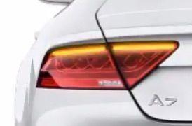 Dynamisch knipperlicht Audi A7