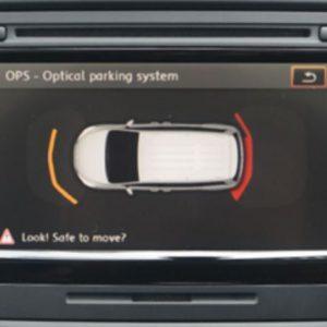 Parkeersensoren voorbumper Q5