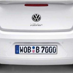 Parkeerhulp VW Beetle