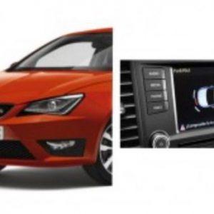 Parkeersensoren Upgrade voor Seat Ibiza