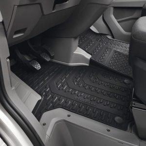 Rubberen mattenset Volkswagen Crafter