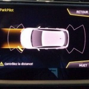 Parkeersensoren upgradeset Seat Ibiza 2017