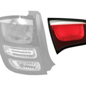 Links binnen Citroën C3 achterlicht