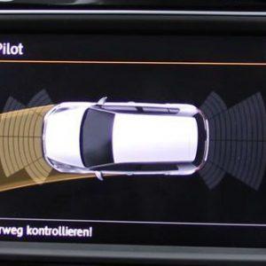 Amarok parkeersensoren uitbreiding
