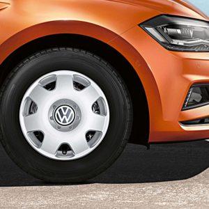 Volkswagen Polo Wieldopen set 4