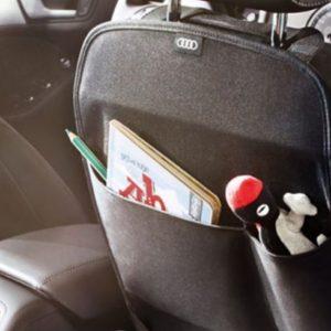 Rugbescherming Audi