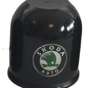 Skoda trekhaak afdekking origineel Skoda-0