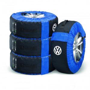 VW bandenhoezen set tot 21 inch