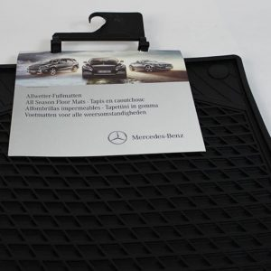 Mercedes-Benz A-klasse vloermatten