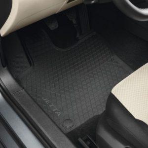 VW Jetta rubberen matten
