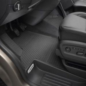 Rubberen mattenset Volkswagen Transporter T6