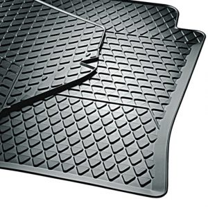 GTI rubber mattenset Golf 5 / 6 Autopar.nl