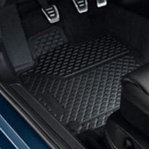 Volkswagen Caddy rubberen matten set