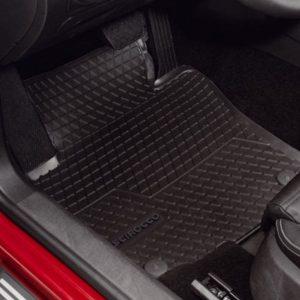 Rubberen matten VW Scirocco