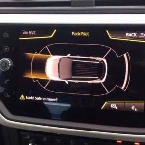 Parkeersensoren Seat Arona uitbreiding voor
