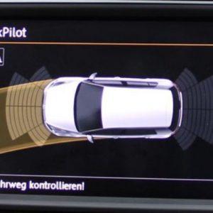 Uitbreidingsset parkeersensoren VW Transporter T5