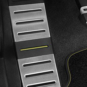 Voetsteun Seat Arona Fitness Green