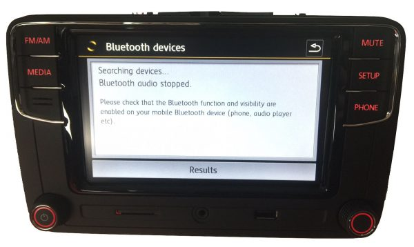 VW RCD660+ Android Auto Bluetooth Multimedia-5330