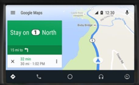 Volkswagen Android Auto RCD660