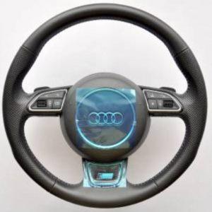 Audi S-line stuur schakelflippers