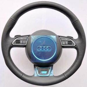 Audi S-line stuurwiel rond