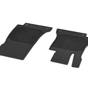 Mercedes-Benz E-Klasse voetmatten rubber