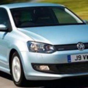 VW Polo voorbumper spoiler