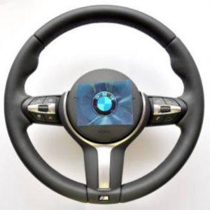 Verwarmd BMW stuur